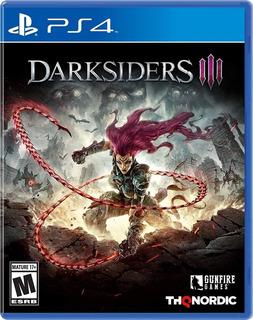 Darksiders 3 Ps4 Nuevo Fisico Sellado Envio Gratis