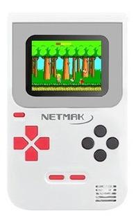 Consola De Juegos Portatil - 268 Juegos - Netmak - Nm-game