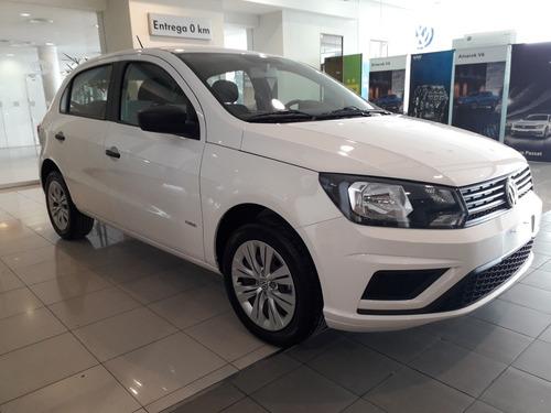 Volkswagen Gol Trend 1.6 Trendline 101cv Tiptronic Okm 1