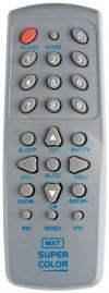 Controle Remoto Receptor Century Super Color + Pilhas Grátis