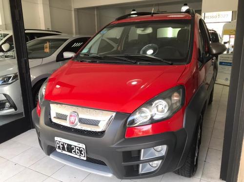 Fiat Idea Adventure Locker 1.6l Excelente Estado!! Permuto!!
