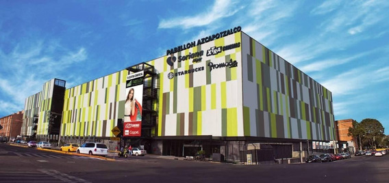 Local En Renta De 98.63 En Pabellón Azcapotzalco