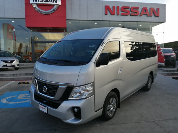 Nissan Urban 2018