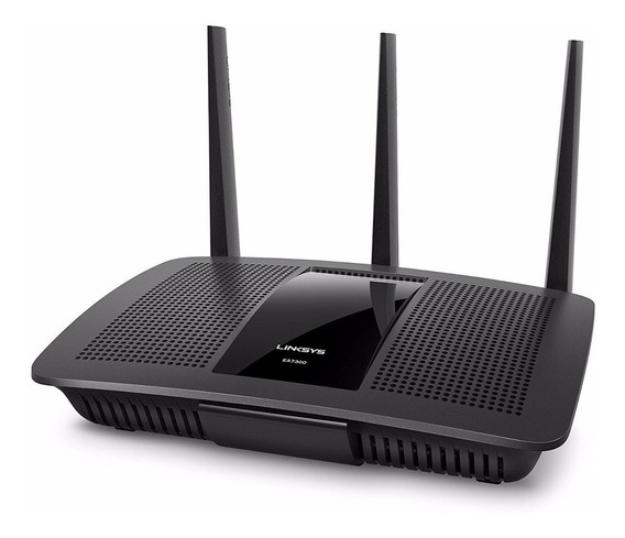 Router Linksys Mimo smart wifi router ac1750 Gamer Rompemuros Dual Band Gtia Oficial - Factura A Y B