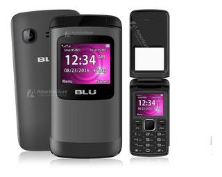 Celular Barato Blu Zoey G360 Idoso Numeros Grandes Original