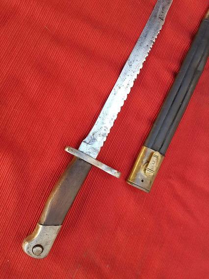 Sable Bayoneta Mauser Lomo Acerrado 1° Guerra Mundial