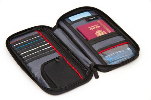 Travel Organizer Wagner Porta Voucher Organizador Viajes Original Importado