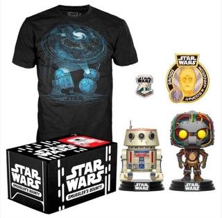 Funko Box! Star Wars Smugglers Bounty Droids