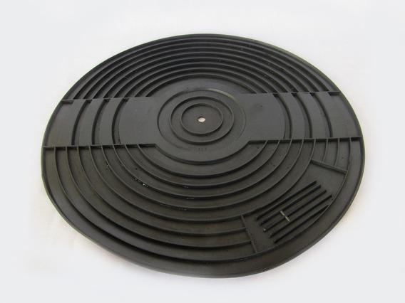 Antiguidade Borracha Para Vitrola Radiola Antiga Peça