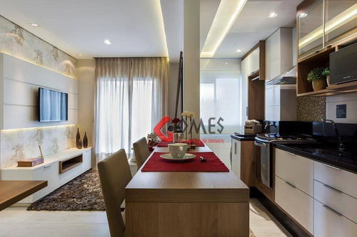 Apartamento Com 2 Dormitórios À Venda, 55 M² Por R$ 339.300,00 - Baeta Neves - São Bernardo Do Campo/sp - Ap0990