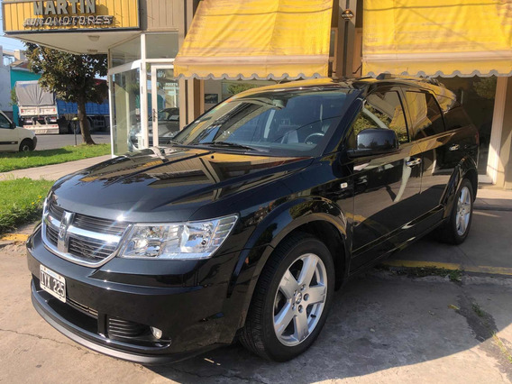 Dodge Journey 2.7 Rt Atx (3 Filas)+dvd+techo 2010 2234003316