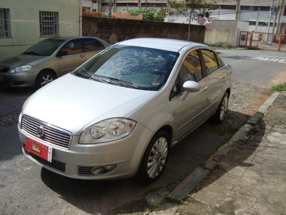 Fiat Linea 1.8 Lx 16v Flex 4p Manual