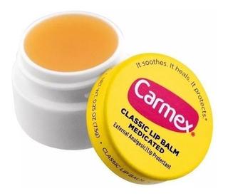 Carmex Balsamo Labial Original 100% Lata!!