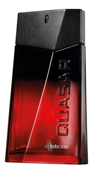 Perfume Quasar Fire Boticário Masculinos 125 Ml + Brinde