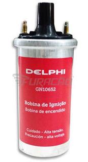 Bobina Ignição Eletrônica Delphi Opala, Caravan, Chevette, C10, A10, C20, A20, Veraneio, Codigo Gn10652, Em Minas Gerais