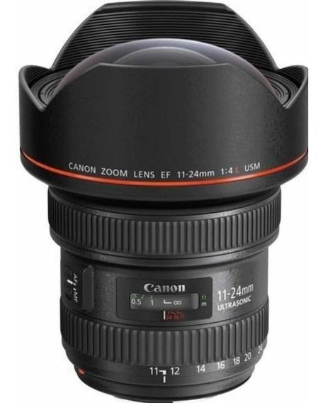 Lente Canon 11-24mm F4 Série L