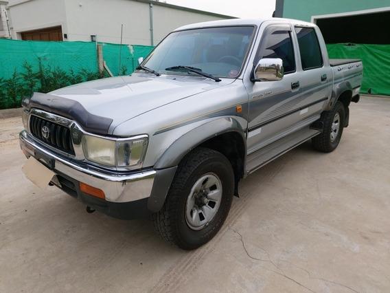 Toyota Hilux 3.0 D/cab 4x4 D Sr 2003