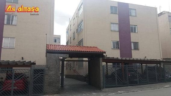 Apartamento Com 2 Dormitórios À Venda, 47 M² Por R$ 172.000 - Cocaia - Guarulhos/sp - Ap0340