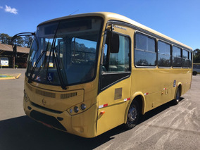 Marcopolo Senior Midi - 2009 - Mercedes Benz Of 1218
