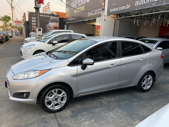 Ford New Fiesta Sedan 1.6 Se Flex, Único Dono, Impecável