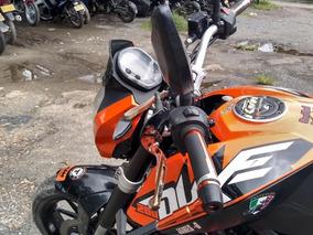 Moto Ktm Duke 200 Mod 2015