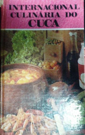 Internacional Culinária Do Cuca 3 Volumes
