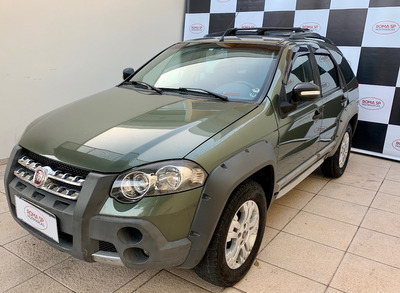 Fiat Palio Weekend Adventure Locker 1.8 8v (flex) 2010