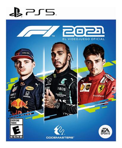 Imagen 1 de 10 de F1 2021 Formato Físico Ps5 Original Formula 1
