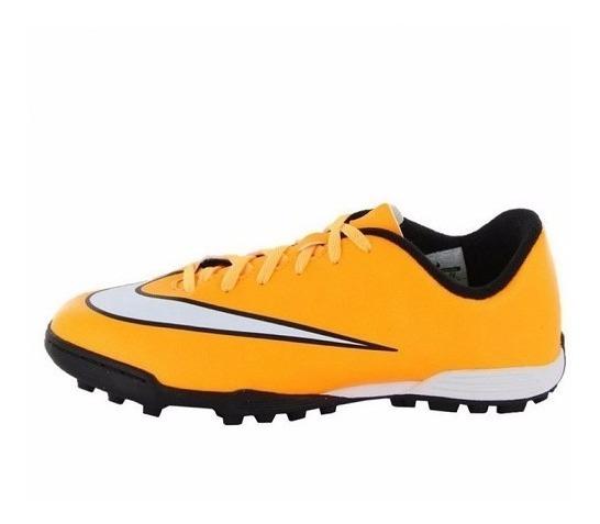 Zapatillas Nike Mercurial Fútbol Tf Niños - New