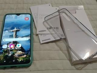 Celular Samsung A30 3 Meses De Uso . Impecable