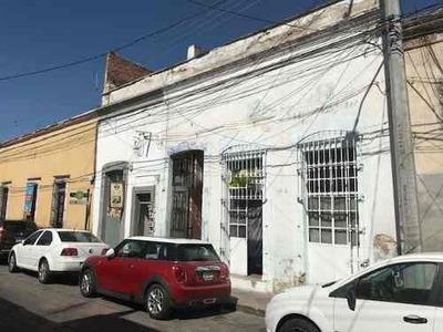 Centro Histórico Casa En Venta Con Local Comercial