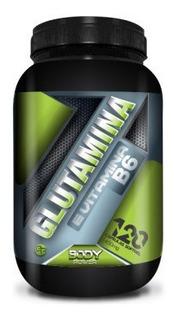 Glutamina + Vitamina B6 - Body Power - 120 Cápsulas Softgel
