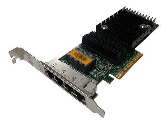Placa De Rede Quad Oracle Pci-e Utp Pn 511-1422-01 P Baixo