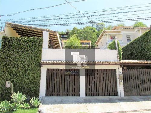 Imagem 1 de 28 de Oportunidade 2 Casas Independentes, 4 Vagas, Varandas E Churrasqueira - Itaipu - Ca0023