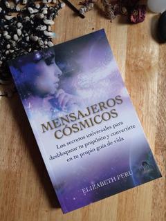 Mensajeros Cosmicos Peru, Elizabeth