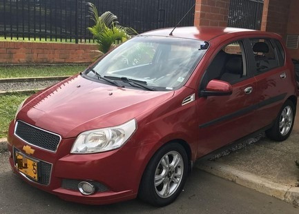 Aveo Emotion Gt Full Equipo 2012