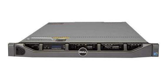 Servidor Dell R610 Dual Xeon E5520 Quad Core- 32gb Hd 1.2tb