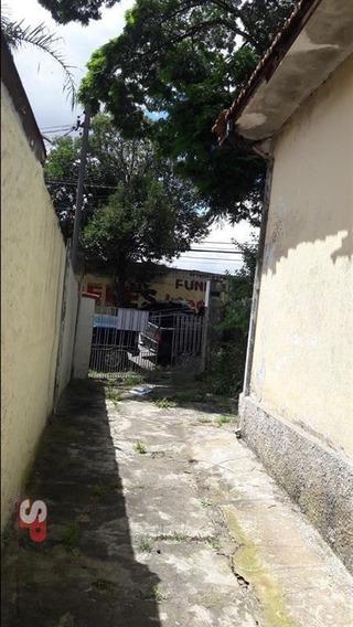 Casa Para Venda Por R$400.000,00 - Vila Curuca, Santo André / Sp - Bdi17455