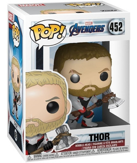 Funko Pop Avengers End Game: Thor Modelo 452 Soy Gamer Beraz