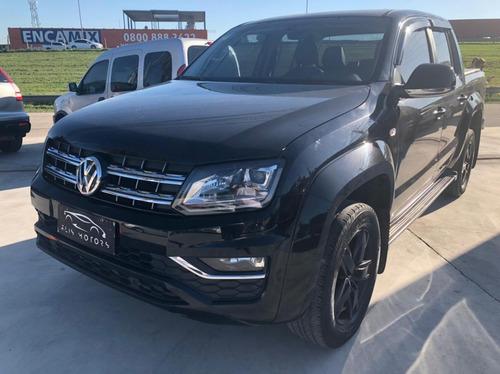 Volkswagen Amarok Mod17 Anticipo $3.200.000 + Cuotas Fijas