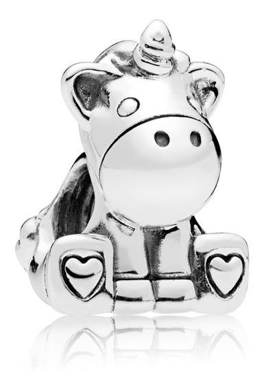 Charms Dije Compatible Pandora Bruno El Unicornio