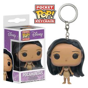Chaveiro Funko Pop Keychain Disney - Pocahontas (funko, Até