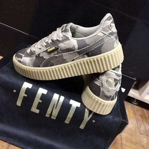 Tênis Puma Fenty By Rihanna - Varias Cores - Frete Grátis