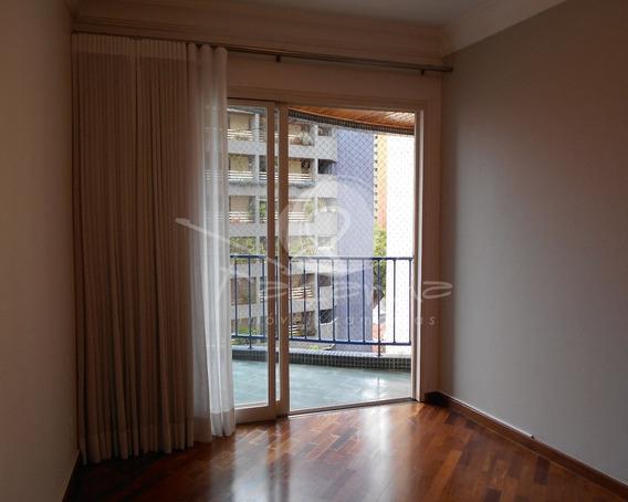 Apartamento Para Venda No Cambuí Em Campinas - Imobiliária Em Campinas - Ap02626 - 33127274