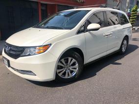 Honda Odyssey 3.5 Ex Mt 2016
