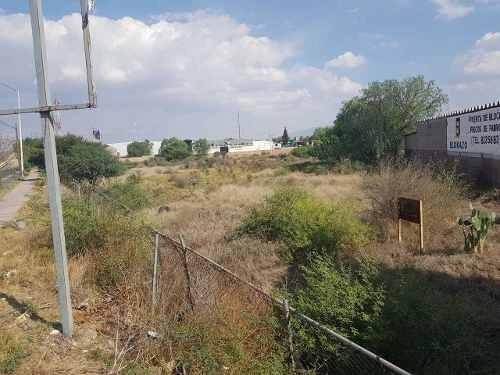 Terreno En Venta En Carretera Zacatecas Con Anillo Periferico