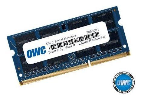 Memoria Ram 8gb Ddr3 1600mhz Pc3-12800 Sodimm Owc A