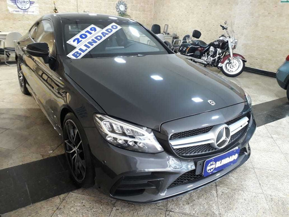 Mercedes-benz C 43 Amg 3.0 V6 Gasolina Coupé 4matic 9g-troni
