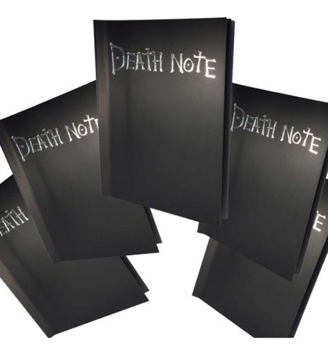 Imagen 1 de 7 de Mayoreo 5 Libretas Death Note Kira Todas Reglas L Negocio!