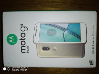 Celular Motorola Moto G4 Play Android 7.1 2gb Ram 16 Gb Rom